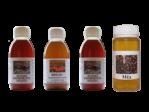 Специальное предложение. Экстракт бобровой струи (мускус бобра) два флакона, Инол плюс по специальной цене 1400 руб. Флакон мёда 100 мл. в подарок!