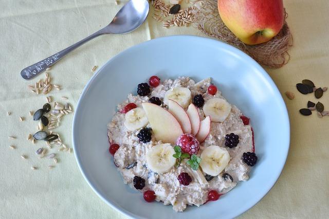 Ешьте йогурт на завтрак